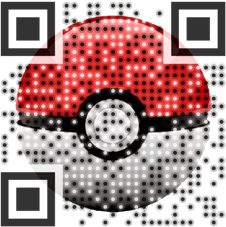 Pokemon QR code Example